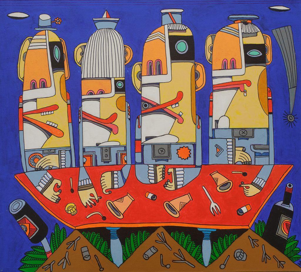 Галерея современного искусства в Киеве